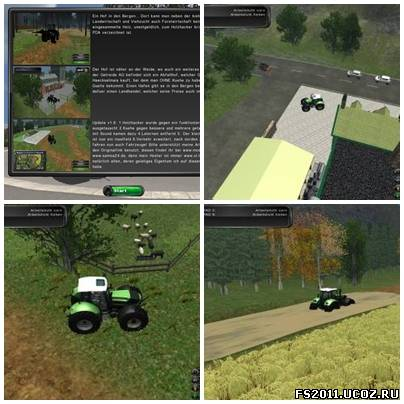 текстуры для farming simulator 2011: